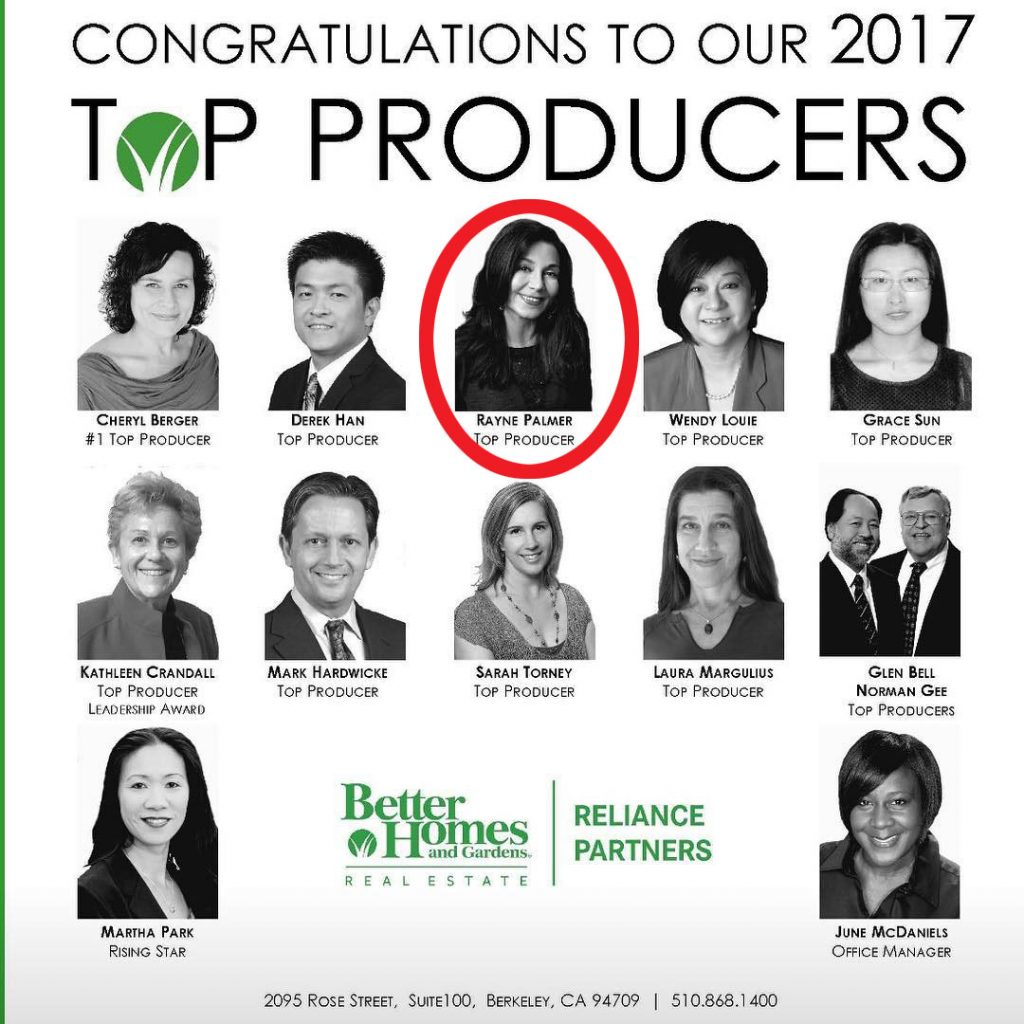 2017 Top Producers